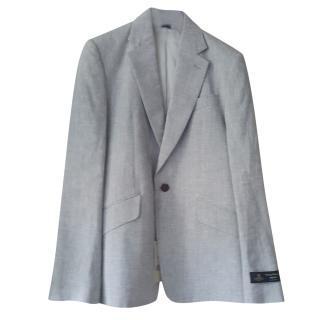 Vivienne Westwood men's linen mix jacket