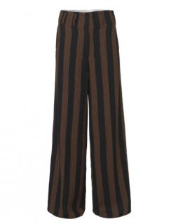 By Malene Birger Kalpana Striped Wide Leg Trousers