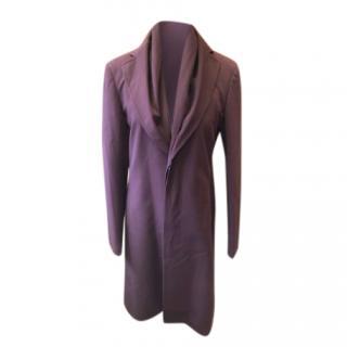 John Paul Gaultier Claret Coat