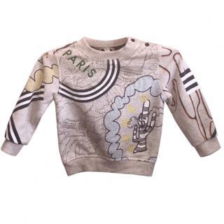 Kenzo baby sweatshirt