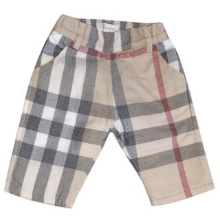 Burberry baby trousers
