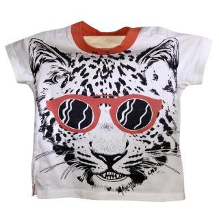Marc Jacobs baby print t-shirt