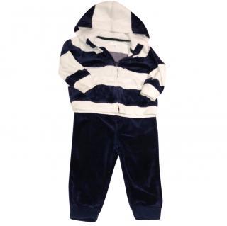 Ralph Lauren velvet baby suit