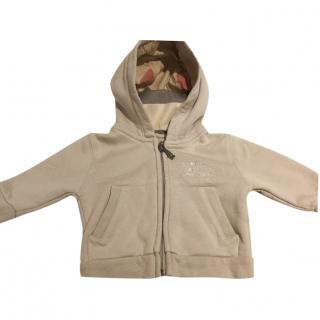 Burberry Baby Hooded Top