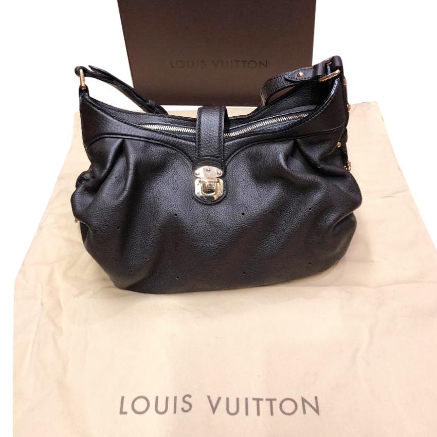 Louis Vuitton Soft Leather Shoulder Bag