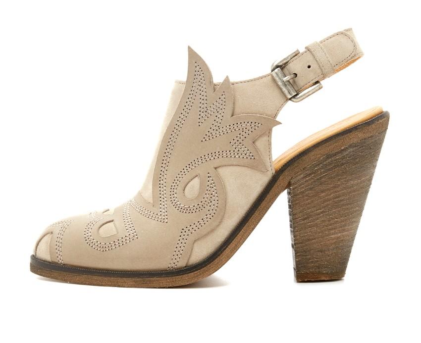 MM6 Maison Martin Margiela Slingback Sandals