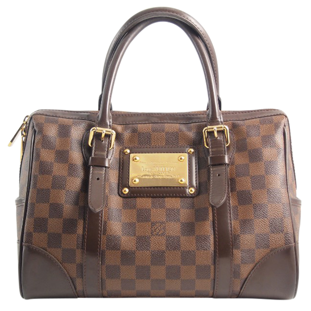 Louis Vuitton Berkeley Damier Ebene bag