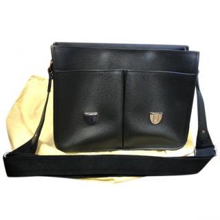 Louis Vuitton Messenger Black Epi Bag