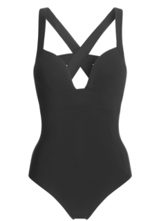 Carizzi Black Cocktail Hour Swimsuit