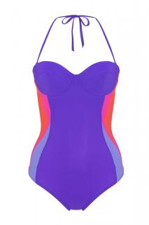 Carizzi Dorothy cup-sized one piece swimsuit