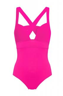 Carizzi Pink Cocktail Hour Swimsuit
