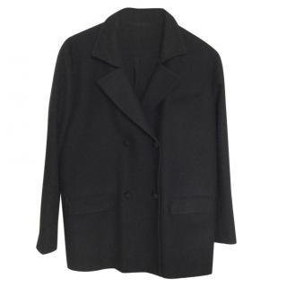 Bottega Veneta Black Short Coat/Blazer