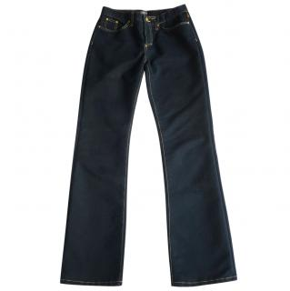Versace Couture Indigo Jeans