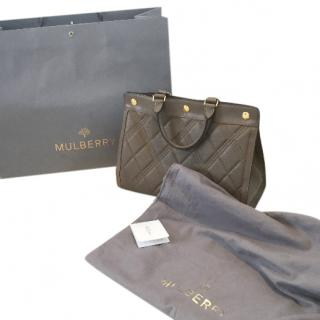 Mulberry Marylebone quilted classic tote