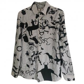 Vivienne Westwood Men's Printed Shirt