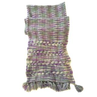 Missoni Alpaca Knit Scarf