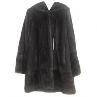 Pintadera Italian Mink coat