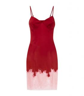 Agent Provocateur Shirley Silk & Lace Slip
