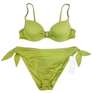 Exilia Couture Lime Green Bikini