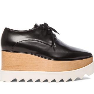 Stella McCartney 'Elyse' Lace-Up Platform Shoes