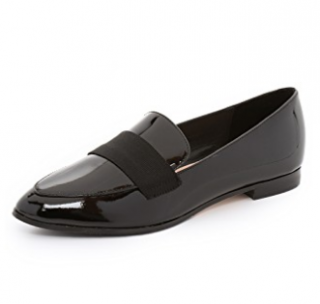 Kate Spade Glossy Patent Leather Loafers
