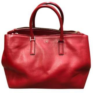 Anya Hindmarch Soft Leather Ebury Tote Bag