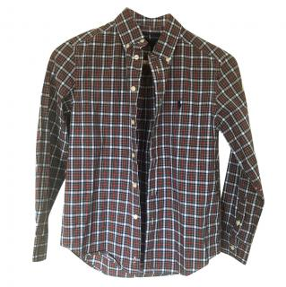 Ralph Lauren Polo Boy's Check Shirt