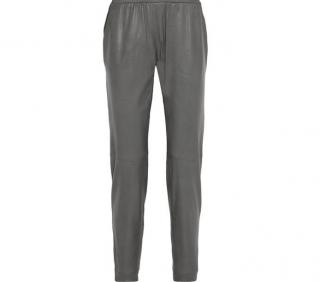 Muubaa Butter Soft Leather Joggers