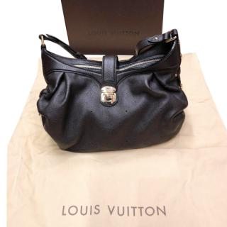 Louis Vuitton Soft Leather Shoulder Bag