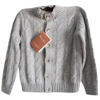 Loro Piana Baby Cashmere knit cardigan