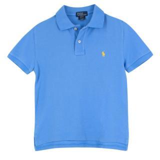 Polo Ralph Lauren Boy's Blue Polo Shirt