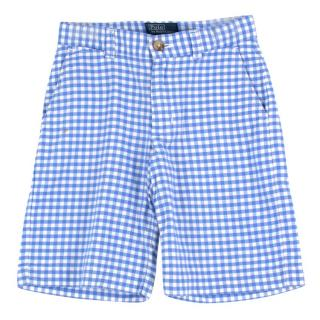 Polo by Ralph Lauren Boy's Gingham Shorts