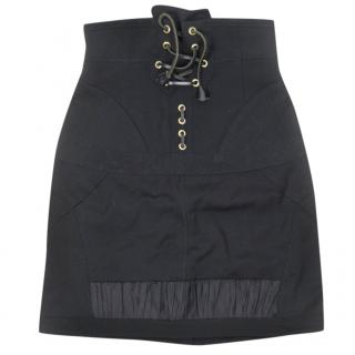 Dsquared2 Lace-up Skirt