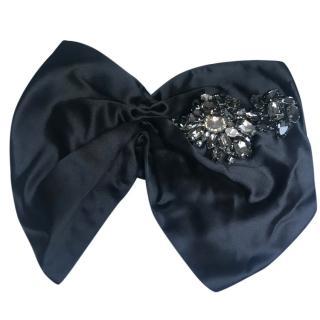 Jimmy Choo Silk Crystal Headband