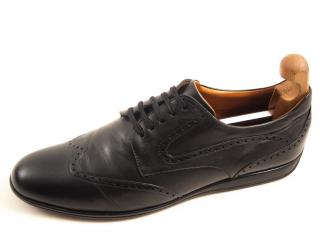 Navyboot men's black brogues