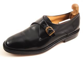 Navyboot Men's Single Monk Shoes