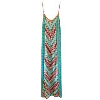 Missino Mare Knit Maxi Dress