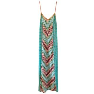 Missino Mare Knit Maxi Dress