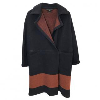 Marc By Marc Jacobs Knit Wool Cardigan