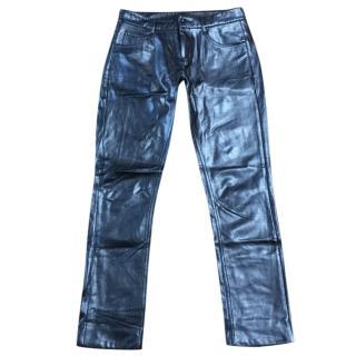 Joseph Leather Trousers