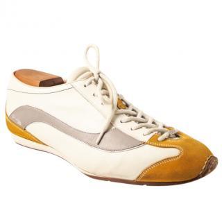 Santoni x AMG men's sneakers