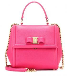 Salvatore Ferragamo Carrie Begonia Bag