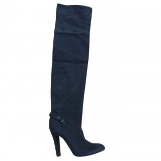 Sonia Rykiel Suede Boots