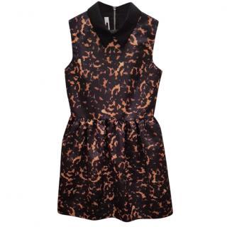 MCQ Alexander Mcqueen Printed Mini Dress