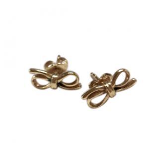 Dior Bow Stud earrings