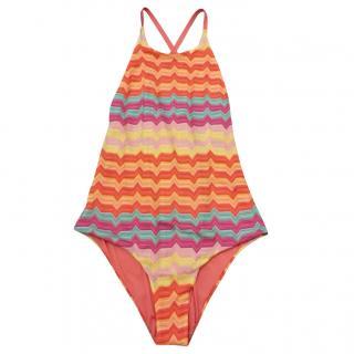 Missoni Multicolour One Piece Swimsuit