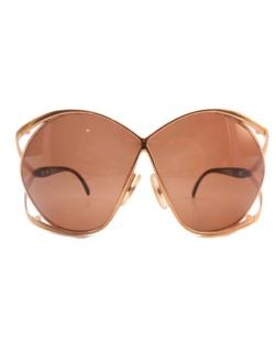 Christian Dior Butterfly Sunglasses