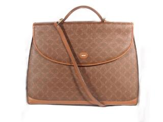 Bally Vintage Leather Briefcase