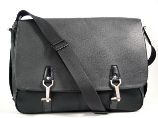 Louis Vuitton Grizzli Taiga Dersou Messenger Bag