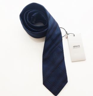 Armani Collezioni Men's Navy Tie